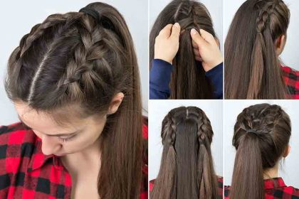 Ponytail Braid Tutorial